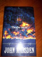 burning series revenge 3