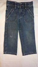 Old Navy Toddler Blue Denim Jeans Adjustable Waist Size 4T