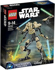 LEGO STAR WARS  75112 GENERAL GRIEVOUS     NUOVO