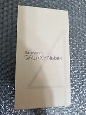 Brand New in Box Samsung Galaxy Note 4 N910 GSM Unlocked - Black Charcoal 32GB