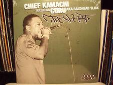 "CHIEF KAMACHI - THE BEST / QUEEN / #13 (12"")  2004!!  RARE!!  GURU / GANGSTARR!!"