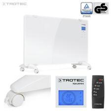 TROTEC Termoconvettore design con pannello in vetro TCH 2010 E  riscaldamento