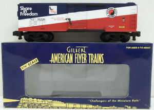 American Flyer 6-48348 S Scale Northern Pacific Boxcar LN/Box