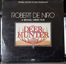 The Deer Hunter (Original Motion Picture Soundtrack), John Williams - Lp record
