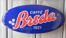 INSEGNA CAFFÈ BREDA SIGN COFFEE BREDA MADE IN ITALY