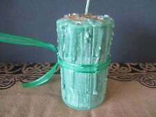Money Tree Candle ~ Witchcraft Candle ~ Wicca Spell Candle ~ Witchcraft Supply