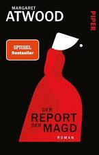 Der Report der Magd von Margaret Atwood (Taschenbuch)