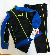 PUMA Boys Track Suit Outfit Set size 24 months  New