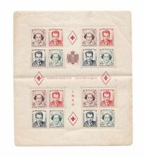 Timbres en gomme originale avec 8 timbres