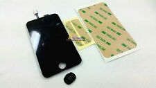 black touch digitizer  screen LCD display for ipod touch 4th gen 8gb  32gb 64gb