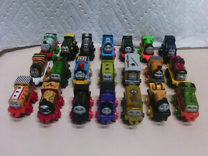 Thomas and Friends Minis Percy Diesel 10 Iron Bert Stephen Gator Sidney Lot #1