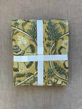 Pottery barn Penelope Floral King Duvet Cover  only