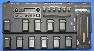 LINE6 POD XT LIVE Guitar Multi Effects Pedal