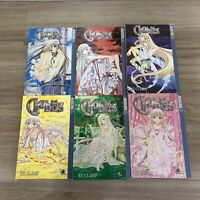 Chobits Manga By CLAMP Lot Of 6 Volumes 1-6