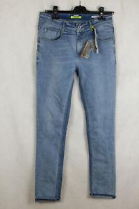 Vingino Anzio Jungen Jeans skinny  mid blue wash Gr 128-176 NEU