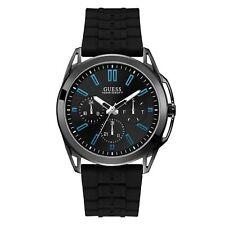 Guess W1177G1 Men's Vertex Black Strap Wristwatch