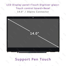 L20553-001 HP Pavilion 14 LCD Touch Screen Display Assembly