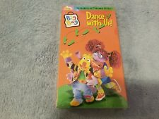 Big Bag: Dance With Us (1998) - VHS Tape - Children's - Cartoon Network - NEW