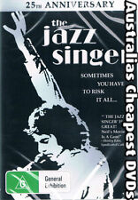 The Jazz Singer  DVD NEW, FREE POSTAGE WITHIN AUSTRALIA REGION 4