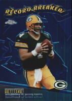 2003 Topps Chrome Record Breakers Football Card Pick
