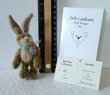 Deb Canham Carrots Rabbit Bunnies Collection LE 15/1000
