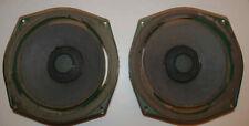 2 x haut parleurs à identifier pour pièces (JMR Barcarolle)