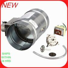 "New listing Broan 6"" Universal Automatic Make-Up Air Damper Pressure Sensor Kit R2"
