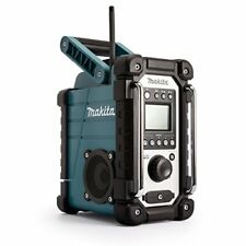 Makita Dmr107 - radio de obra color azul
