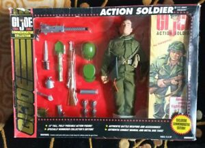 Hasbro GI JOE ACTION SOLDIER 1964 1994 COMMERATIVE COLLECTION NEW IN BOX
