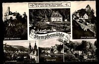 Stempfermühle Bayern AK ~1950/60 Pottenstein Gößweinstein Tüchersfeld Mühle