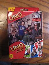 The Big Bang Theory Uno Card Game - 2013
