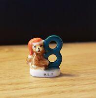 Statuina ( Fava) - Piccolo Orso E Figura 8 (4061)