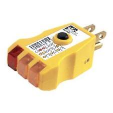 Ideal 61-501 Gfi Receptacle Circuit Tester