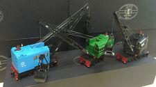MTC China Railway Brass Steam Coal Crane / Crane (HO scale)