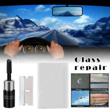 7pcs Car Window Glass Crack Chip Resin Windscreen Windshield Liquid Repair Tool