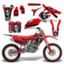 Decals Graphic Kit Honda Dirt Bike Stickers CRF250 10-13 CRF450 2009-2012 REAP R