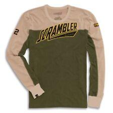 Ducati Scrambler Track Star Long Sleeved T-shirt Size 2XLarge