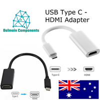 Balmain Components USB-C to HDMI Adapter USBC Type FREE EXPRESS SHIPPING Adaptor