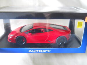 AUTOart Lamborghini Huracan LP 610-4 Metalic Red 1:18 Diecast