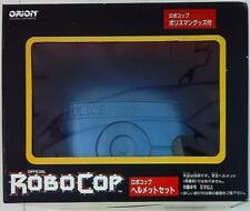 RoboCop Costume Helmet With polisman goods ORION official Japan