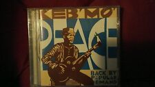 KEB' MO - PEACE... BACK BY POPULAR DEMAND. CD