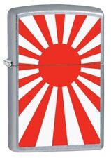 Zippo Lighter Japan Flag - Street Chrome 79944