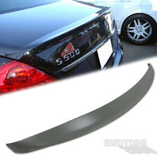 SHIP FROM LA MERCEDES BENZ W221 4D S550 S350 A STYLE TRUNK SPOILER 2013