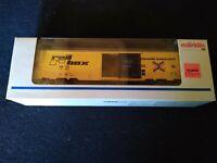 HO MARKLIN 4773 RAIL BOX 50' BOX CAR #14441