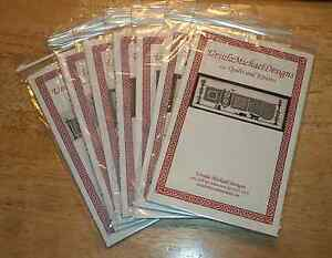 Ursula Michael Designs COUNTED CROSS STITCH PATTERNS You Choose from Variety