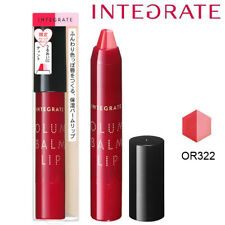 [SHISEIDO INTEGRATE] Volume Balm Lip D Dual Shade Lip Crayon OR322 2.5g NEW