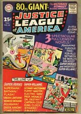 Justice League Of America #39-1965 fn+ 6.5 80 page giant-size Starro Amazo