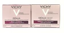 Vichy Idealia Skin Sleep Recovery Night Gel Balm & Normal Combination Day Cream