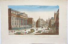 Londres : Vue de l'Hôtel de Lord Maire /18éme