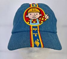 ~ Bob the Builder - SOFT DENIM BASEBALL CAP HAT